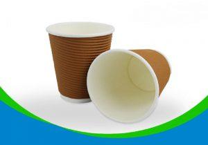 لیوان یکبار مصرف قهوه